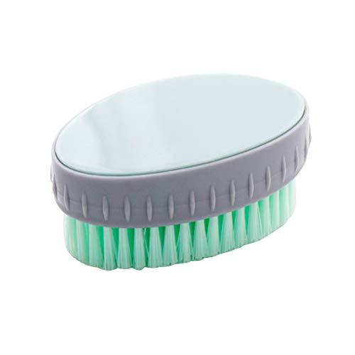 ubber Brush Multifunktionale Kleidung Schuhe Reinigungsbürsten Bad Küche Waschen Werkzeuge (Grün) ()