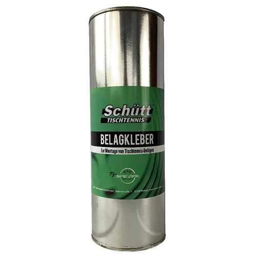 Schütt Tischtennis Belagkleber Nachfüllflasche (1000ml)