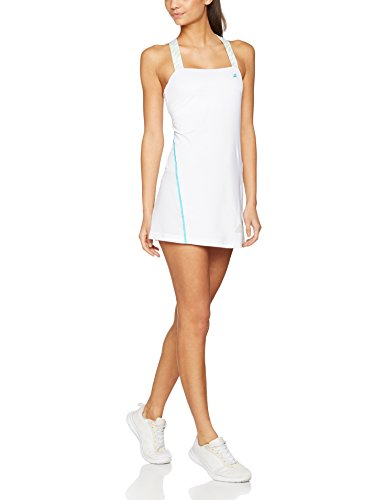 Babolat Women's Performance Strap Dress Women Outerwear, Womens, Performance Strap Dress Women, White