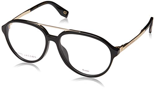 Marc Jacobs Brille (MARC-319-G 807) Acetate Kunststoff - Metall schwarz - gold