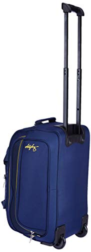 Skybags Scot Plus Polyester 64 cms Blue Travel Duffle (DFTSPE64BLU) Image 2