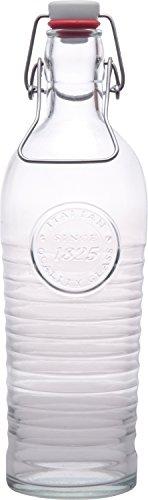Bormioli Rocco 0035022 Botella 1.2L Transparente jarra, cántaro y bot