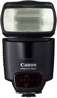 Canon Speedlite 430 EX Blitzgerät (Blitzlicht Canon)