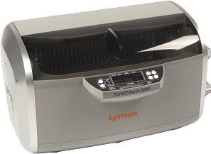 Lyman Turbo Sonic 6000 Nettoyeur à Ultrasons Bijoux, Optique, Armes, Douilles