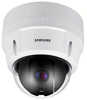 SS94 - SAMSUNG SCP-3120VP 600TVL 12X ZOOM DAY & NIGHT VANDAL RESISTANT PTZ WDR DOME CCTV CAMERA