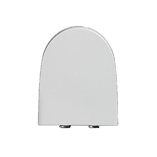 LDFN U V O-Typ Universal Toilettensitz Einbau Antibakteriell Harnstoff-Formaldehyd-Abdeckung,D