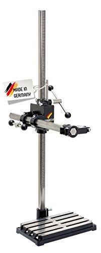 Preisvergleich Produktbild WABECO Bohrständer Fräsständer Säule 1000 Ausleger 500 mm vertikal/horizontal
