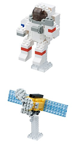 two-unique-nanoblock-space-sets-sold-together-astronaut-and-satellite