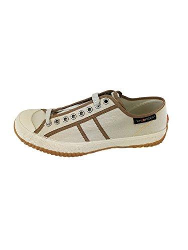 Energie Herren Sneaker, Beige - Beige/Miele - Größe: 43 EU (Energie Sneaker)