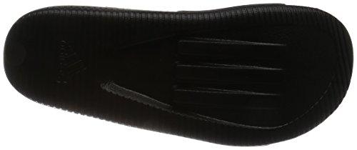 adidas, Sandali uomo Nero/Bianco