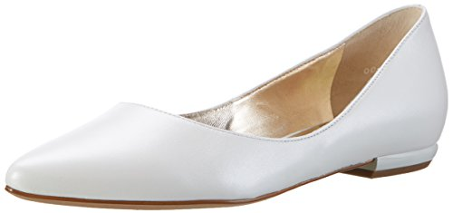 Högl 3-10 0003 0300, Ballerine Donna, Bianco (Perlweiß0300), 39 EU