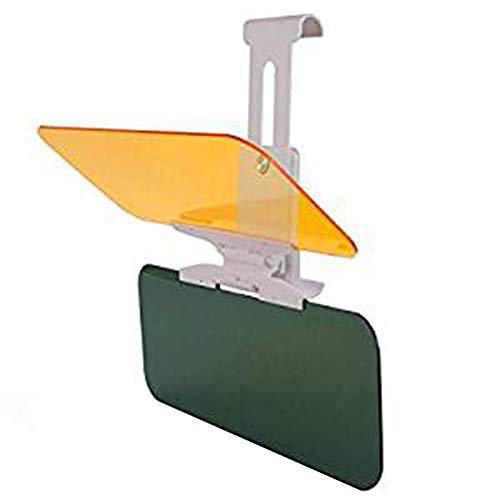 Turspit Auto Sonnenblende Erweiterung, Tag/Nacht Blendschutz Fahren HD Vision Auto Sonnenbrille Visier Neu