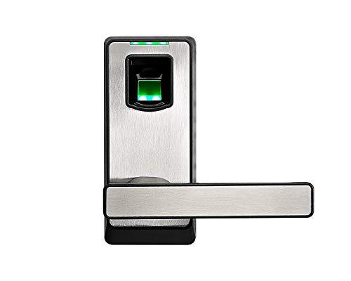 ZKTeco Serrure Biométrique d'empreintes digitales de contrôle d'accès électrique Serrure à code...