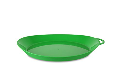 Lifeventure Ellipse 'Plate, Unisex, Lifeventure Teller 'Ellipse, Green