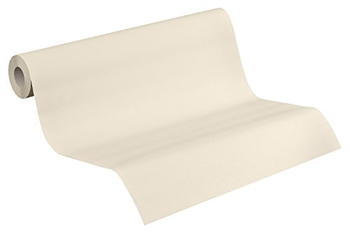 Beige Tapete (Esprit Home Vliestapete Buenos Aires Tapete Unitapete 10,05 m x 0,53 m beige Made in Germany 941483 94148-3)