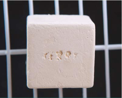 Vektenxi Square Block Haustier Zähneknirschen Stein Haustier Chinchilla Hamster Eichhörnchen Kaninchen Papagei Plus Calcium -