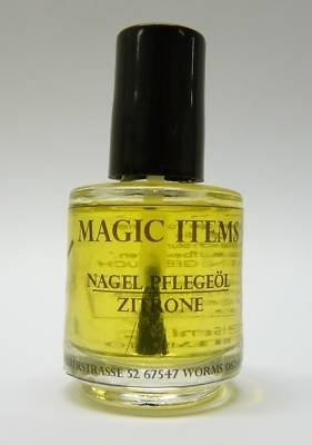 Magic Items nagelöl Citron qualité studio 5 ml