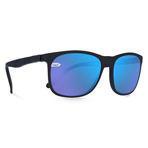 gloryfy unbreakable eyewear Sonnenbrille Gi22 Amadeus Sun black matt, schwarz