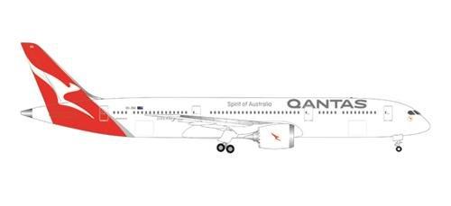 Herpa 558778 B787-9 Qantas, Farbe