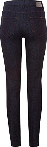 Brax Damen Skinny Jeans Bx_maya Patch CLEAN RAW BLUE