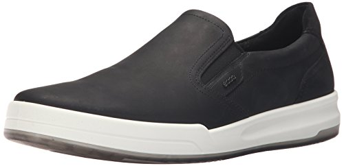 Ecco Jack, Baskets Basses Homme Noir (2001Black)