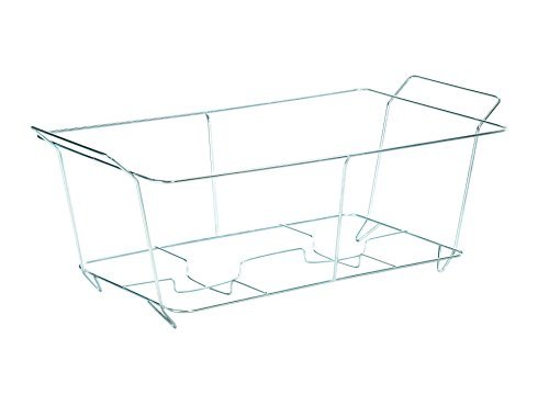 Dish Wire Rack, Silver by Sterno ()