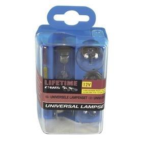 Preisvergleich Produktbild Lifetime UNIVERSAL KFZ LAMPENSET,  H4,  00739