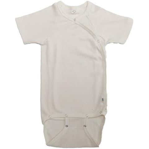 iobio Body da neonato a maniche corte in cotone biologico