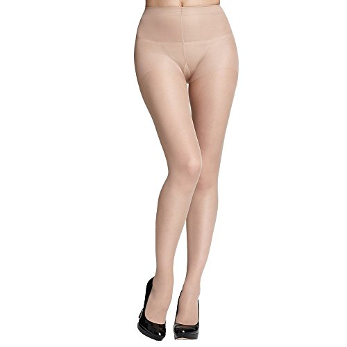 Golden Girl Made In Korea Best Selling High Demanding Sheer Nude Pantyhose Stockings  available at amazon for Rs.180
