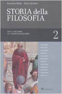 Storia della filosofia dalle origini a oggi: 2