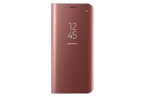Samsung S8 LED View Cover Rosa - Fundas para teléfonos móviles (Libr