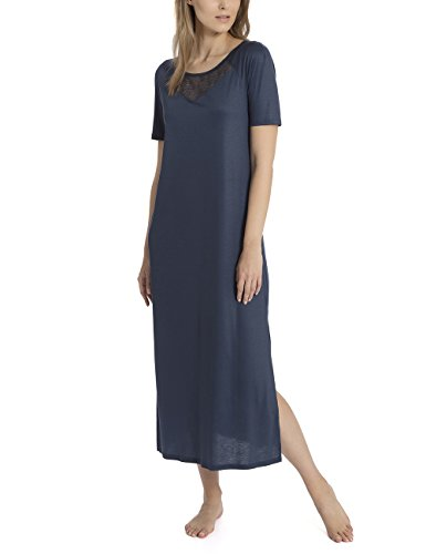 Calida azalea, camicia da notte donna, blau (space blue 478), small