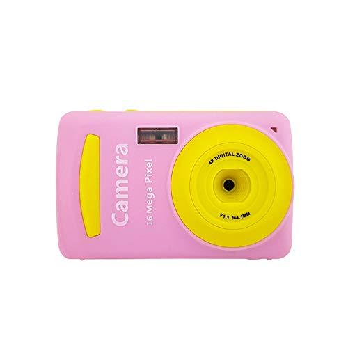 FDBF Fotocamera Digitale per Bambini HD Mini HD con Schermo 2,4 Pollici DC-01