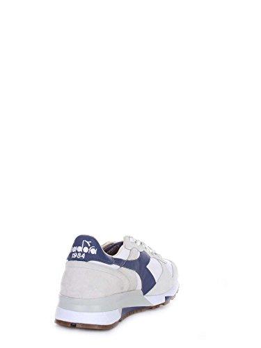 sneakers uomo diadora heritage trident 90c sw camoscio grigio verde White/Glacier Grey/Estate