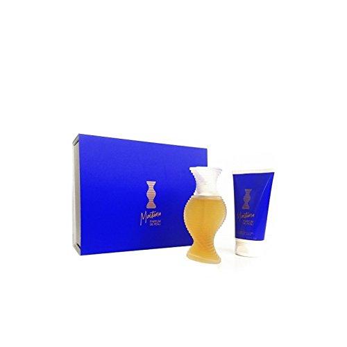 MONTANA PARFUM DE PEAU Eau De Toilette 100 ML + B/L 150 ML SET REGALO (precio: 45,70€)
