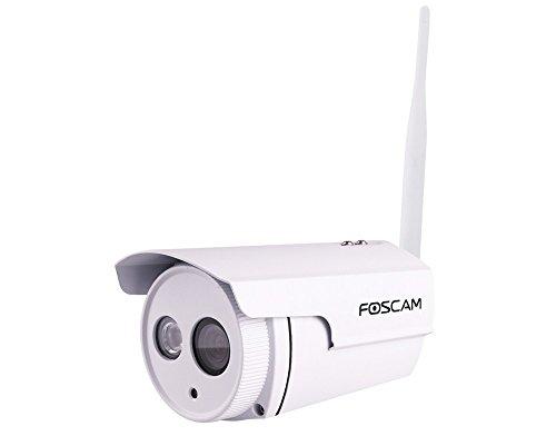 Foscam FI9803P IP Kamera Wireless HD 1.0MP, weiß