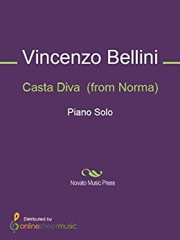 Casta diva from norma ebook robert schultz vincenzo bellini kindle shop - Norma casta diva bellini ...