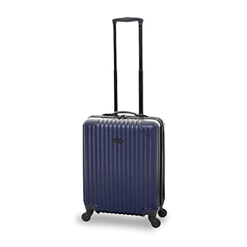 QUBED, Koffer Blau Midnight Cabin