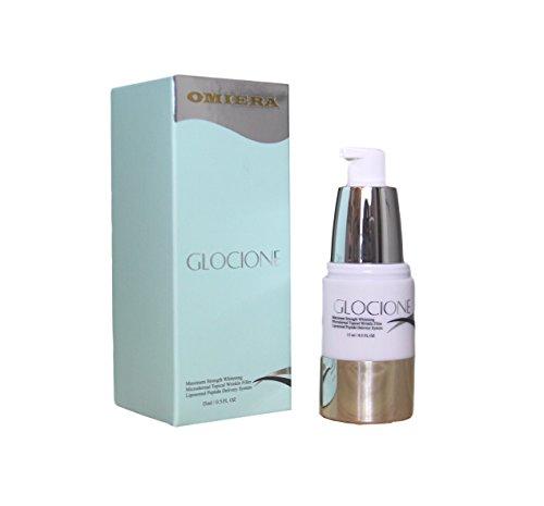 Auf Gesicht Schwarze Flecken (Omiera Glocione Glutathion Crème, Faltencreme, Sonnen flecken entferner, sommersprossen crème, 15ml)