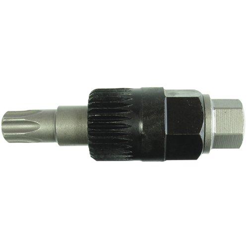 Preisvergleich Produktbild Extra Kurze Steckschlüsseleinsatz INNEN TORX® T-Profil T50 Nuss Montagewerkzeug Demontage Einsatz für Lichtmaschine Freilaufriemenscheibe