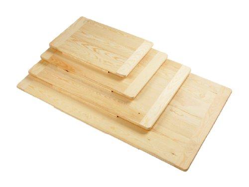 Asse da pasta in legno massiccio cm. 100x60 spessore 2