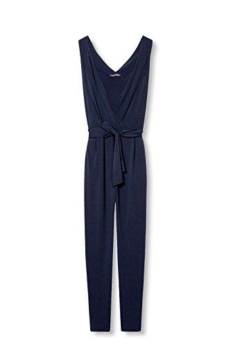 ESPRIT Collection Damen Jumpsuits Blau (Navy 400)