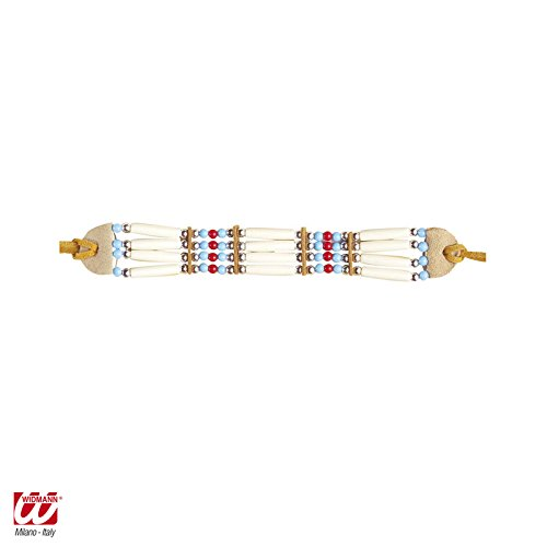Aptafêtes–ac1976–Armband Perlen (Indische Fancy Dress)