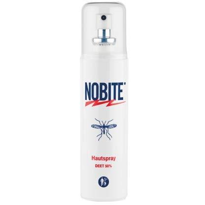 Beste Gesichts-stiftung (Nobite Anti Mücken Hautspray 100 ml)