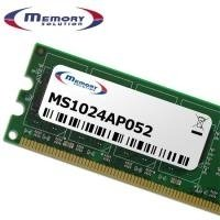 Memory Solution ms1024ap052-RAM-Modul (Notebook, 1x 1GB, Apple iBook G5) -