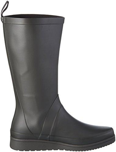Tretorn Viken Ii, Bottes mi-hauteur non doublées femme Noir - Schwarz (Black 011)