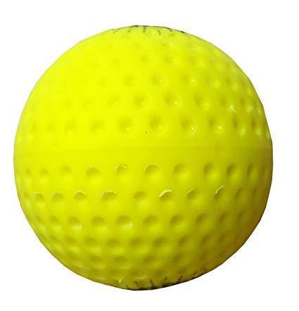 Ankaro FLASHO Color Pu Professional Hockey & Cricket Bowling Machines Ball