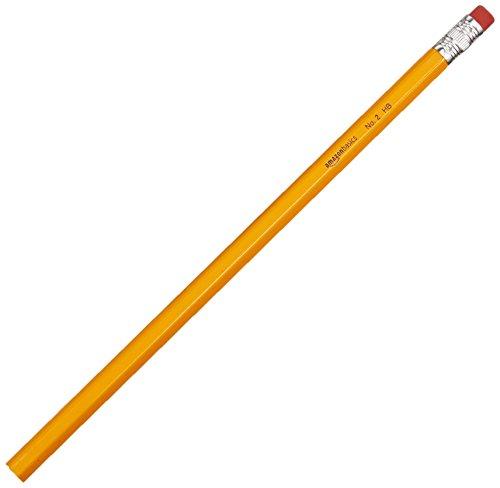 AmazonBasics Lot de 96 crayons à papier HB n°2