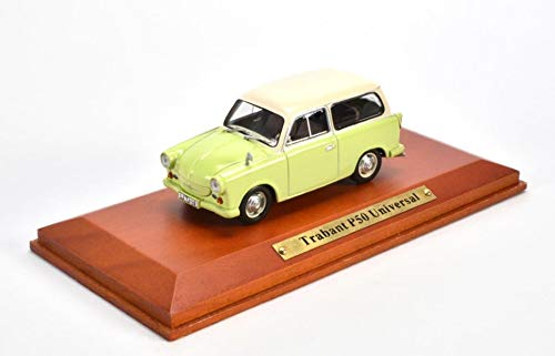 Trabant P50 Universal Fertigmodell Maßstab 1/43 Die-Cast Metall