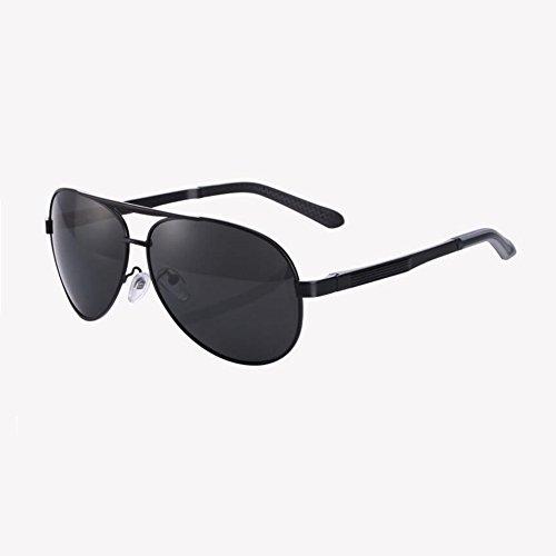 Sunny Honey Klassische Flieger-Sonnenbrille - Explosion-Proof Linsen - Männer Fahren, können für eine Lange Zeit tragen -